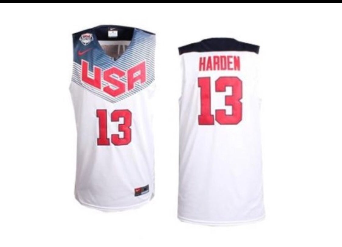 4953771a4b3 usa harden jersey LeBron James leads the NBA jersey sales .