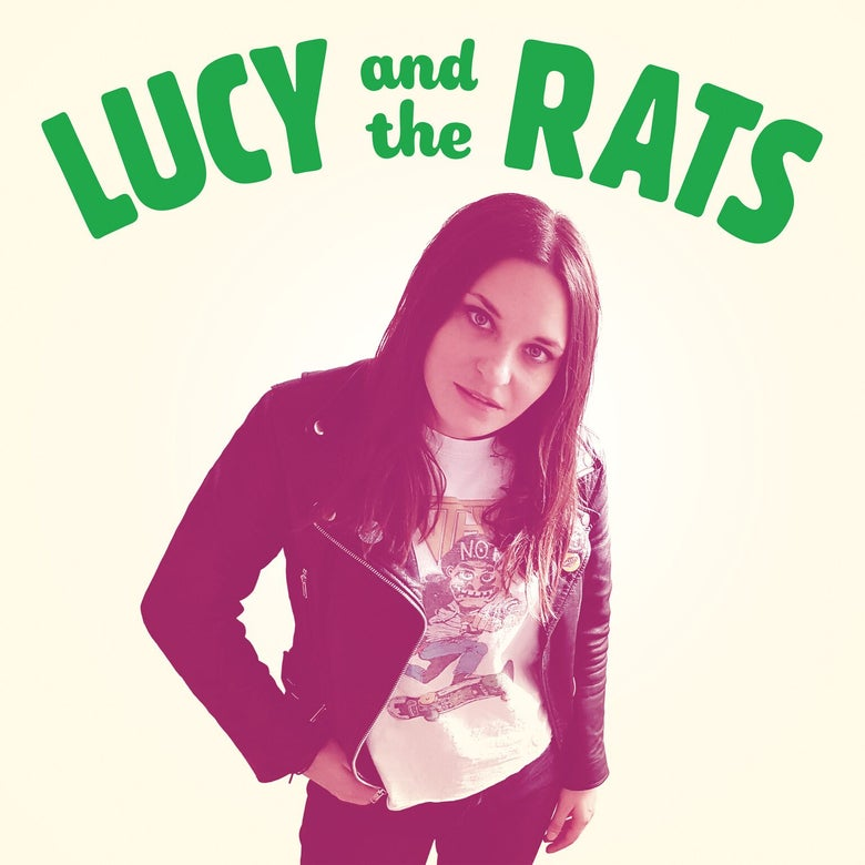 Image of LUCY AND THE RATS S/T LP!