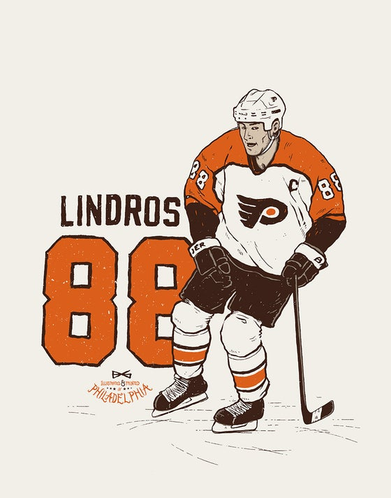 Image of Eric Lindros