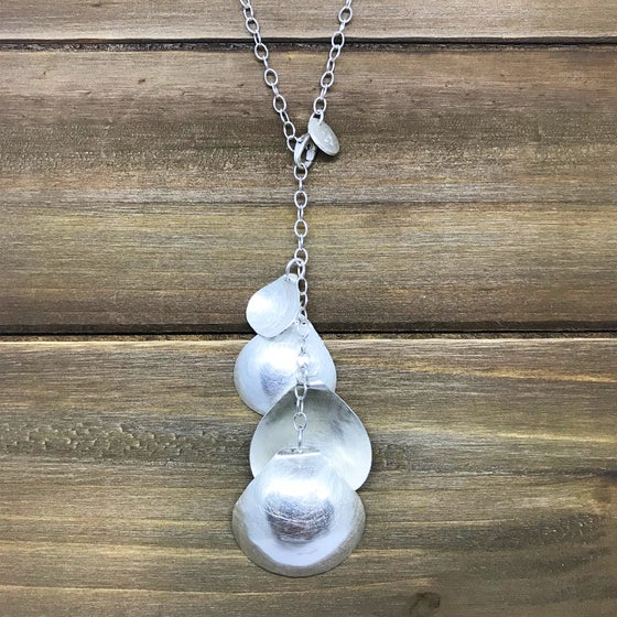 Image of Petal Series Necklace, RAM804L
