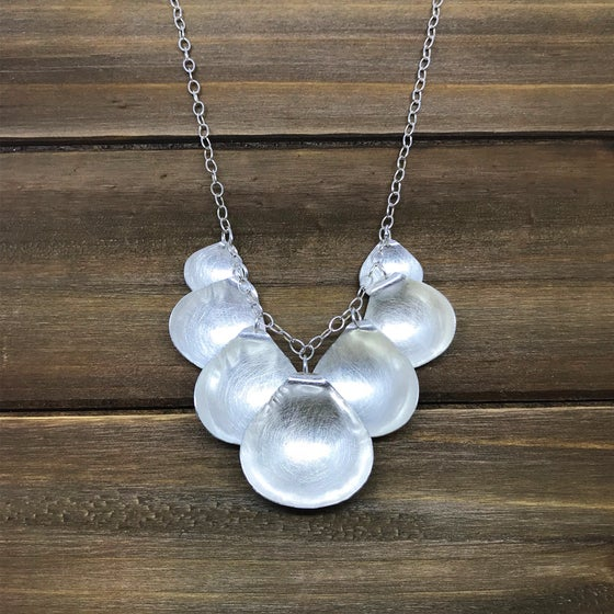 Image of Petal Series Necklace, RAM807