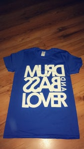 Image of Drum & Bass Lover Blue