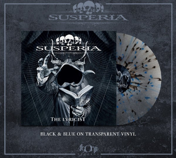 Image of Susperia - The Lyricist | LP black or splatter