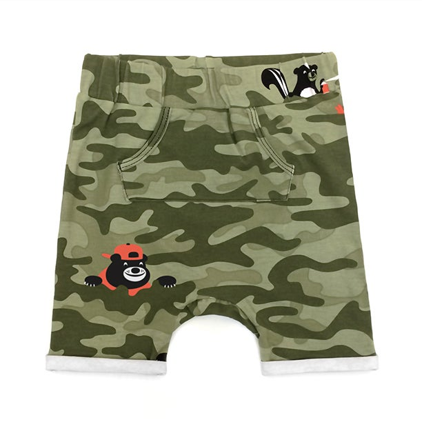 "Image of ""Camo"" Shorts"