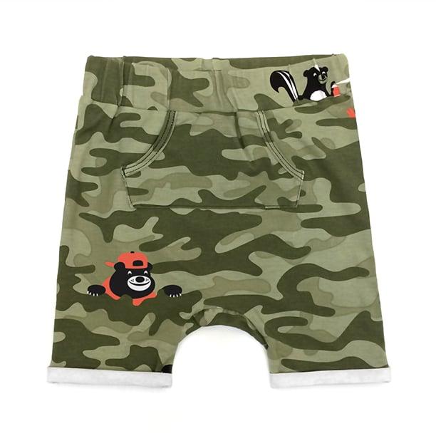 "Image of ""Camo"" Shorts"