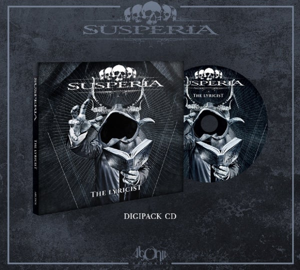 Image of Susperia - The Lyricist | CD