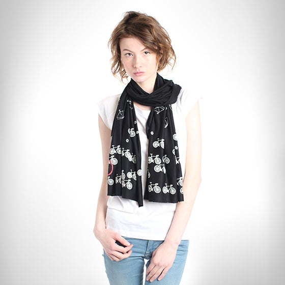 Image of BlackBike Scarf