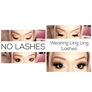 Image of LING LING BARBIE LASHES