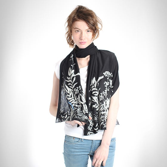 Image of BlackVine Scarf