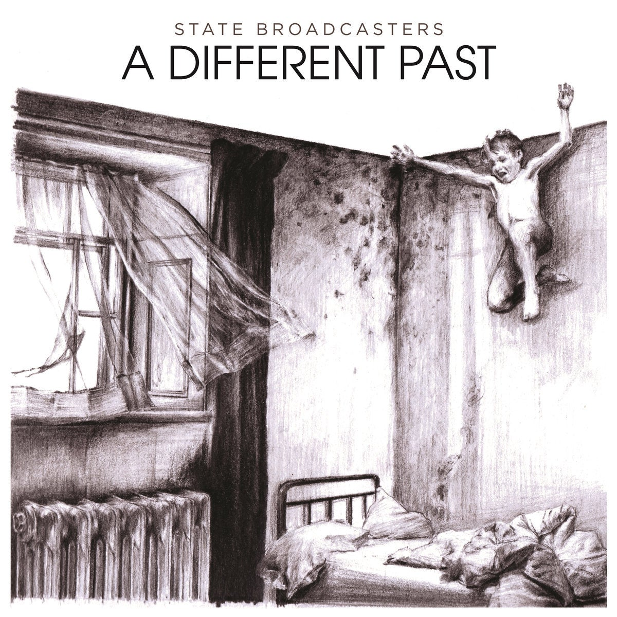 (CD & Vinyl) State Broadcasters - A Different Past