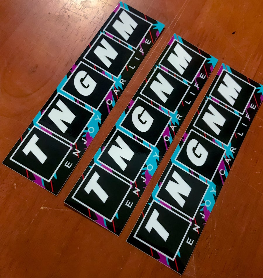 "Image of TNGNM ""HKS inspired"" Slaps"