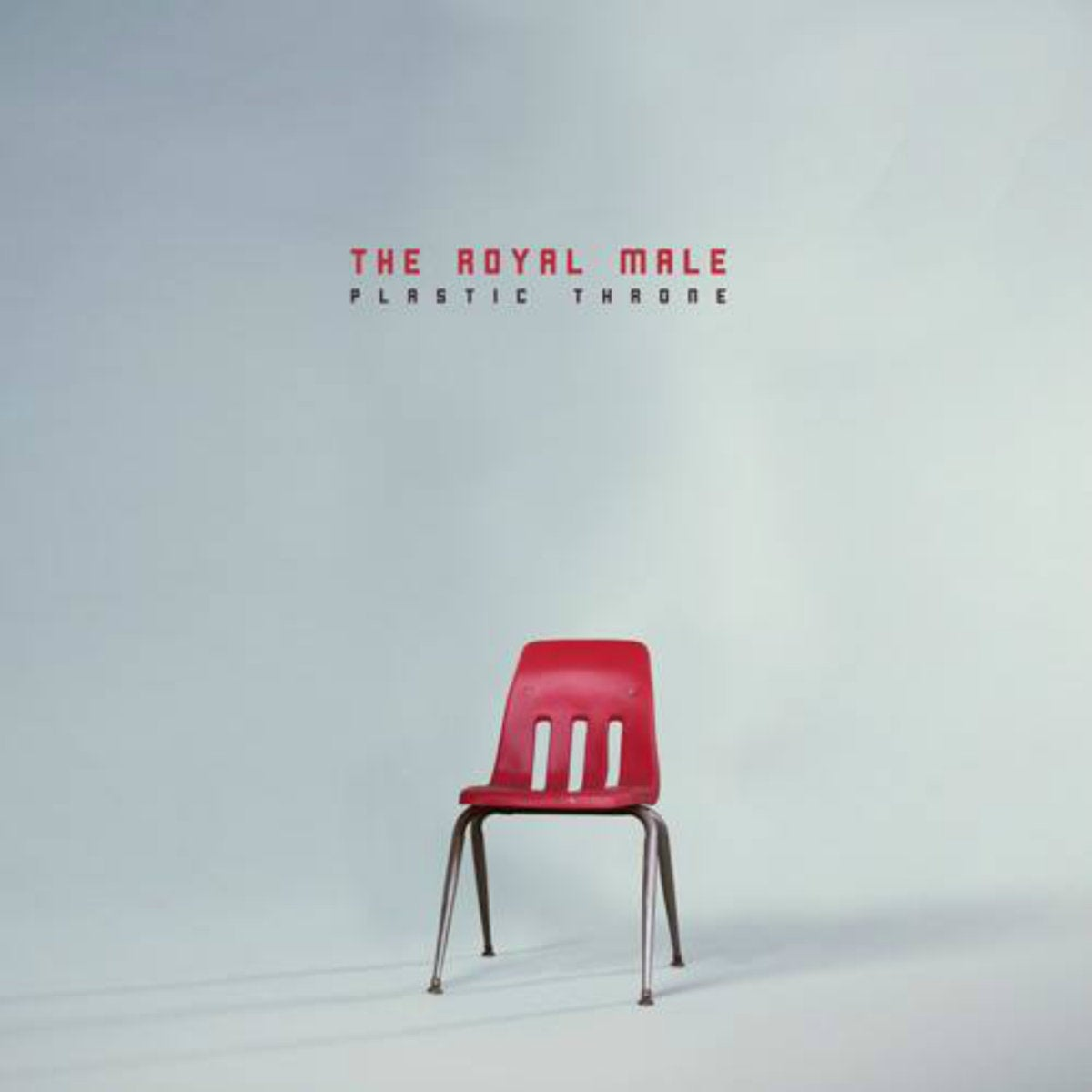 (CD) The Royal Male - Plastic Throne <Woodenbox solo album>
