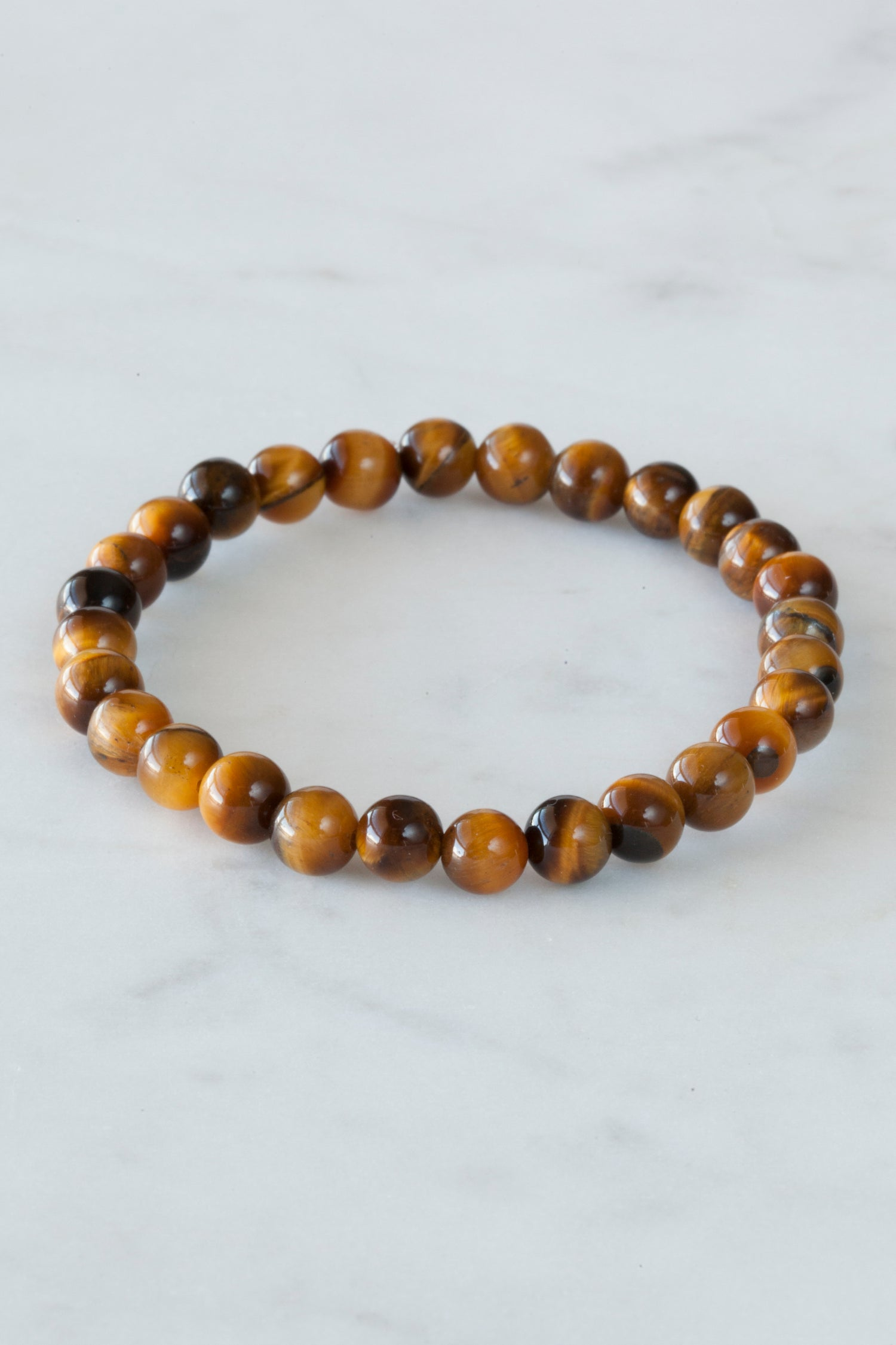 Image of Tiger Eye Stacking Bracelet