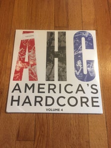 Image of America's Hardcore Compilation Volume 4