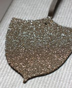 Image of Glitter Tag - Shield