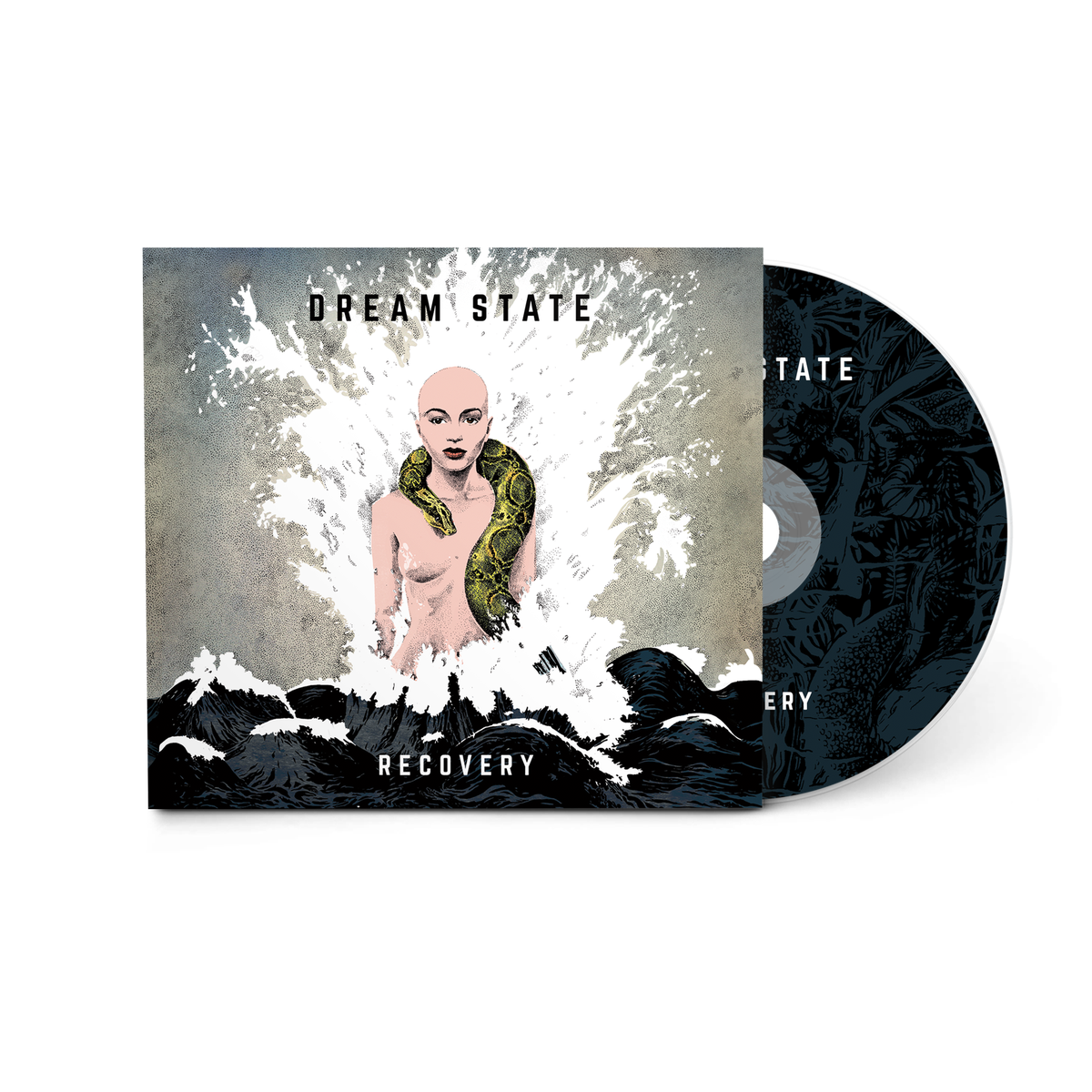 Image of 'Recovery' Digipack CD