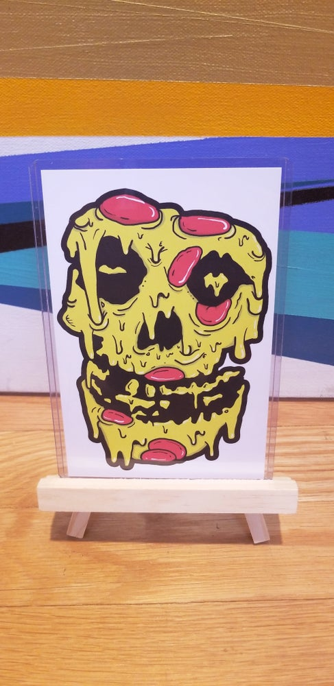 Image of Series 3 LIMITED EDITION COLLECTORS mini print 4x6