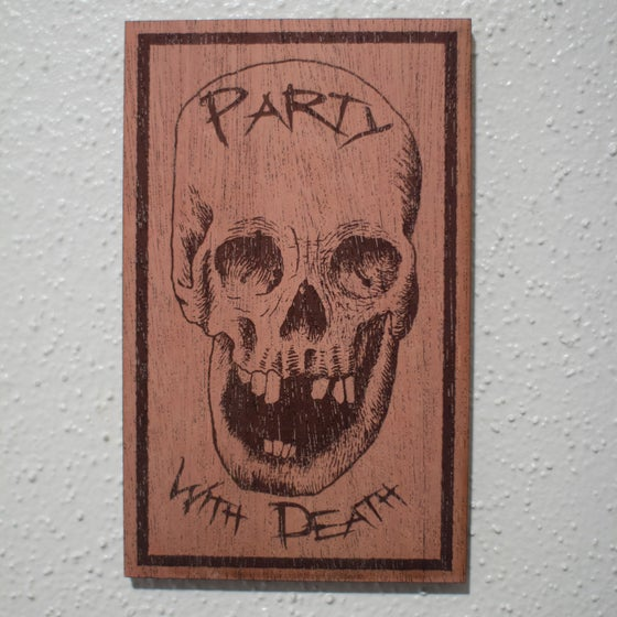 Image of Party With Death