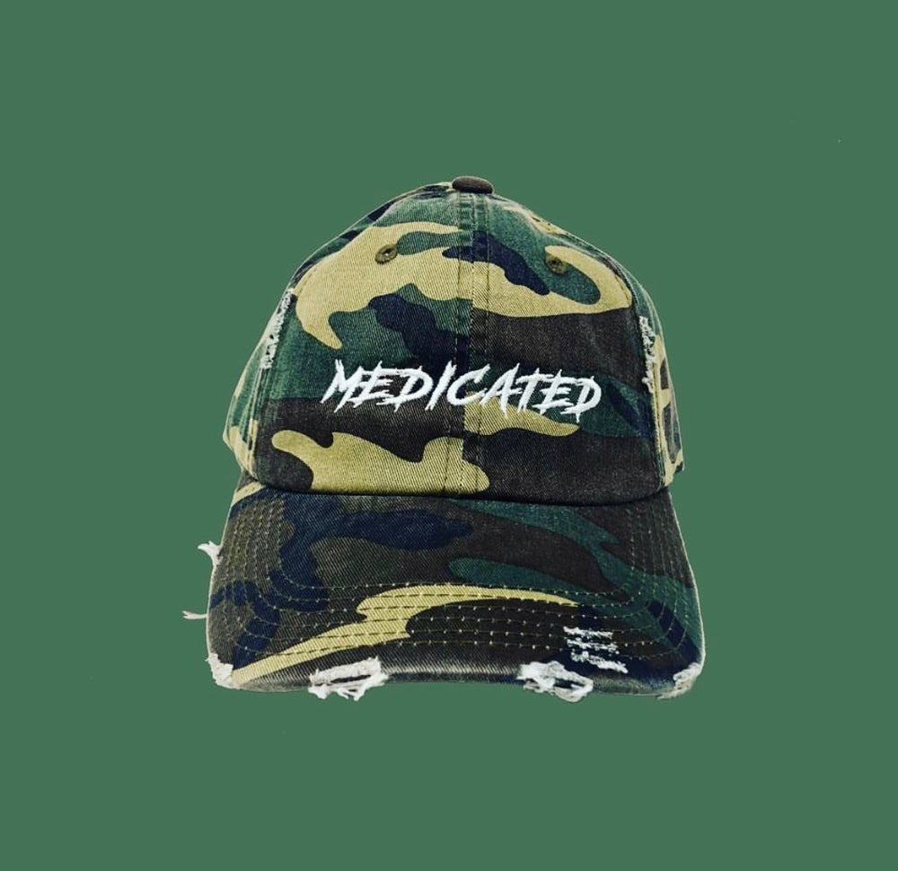 Image of MEDICATED