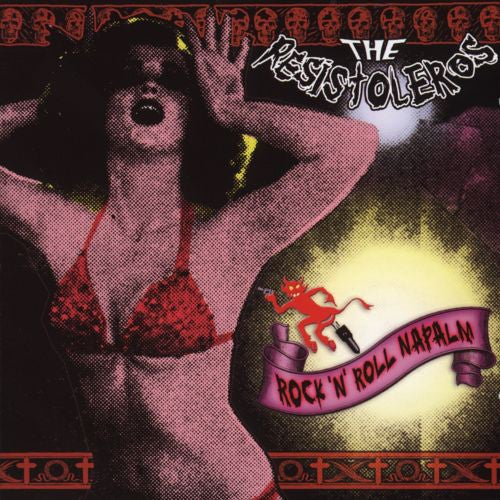 "Image of RESISTOLEROS-""ROCK 'N' ROLL NAPALM"" CD"