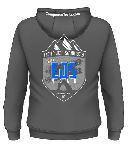 Image of Easter Jeep Safari 2018 - Hoodie