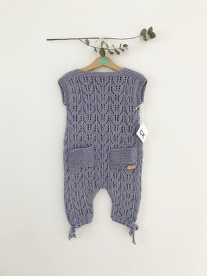 Image of Aurora Romper Suit - Light blue purple