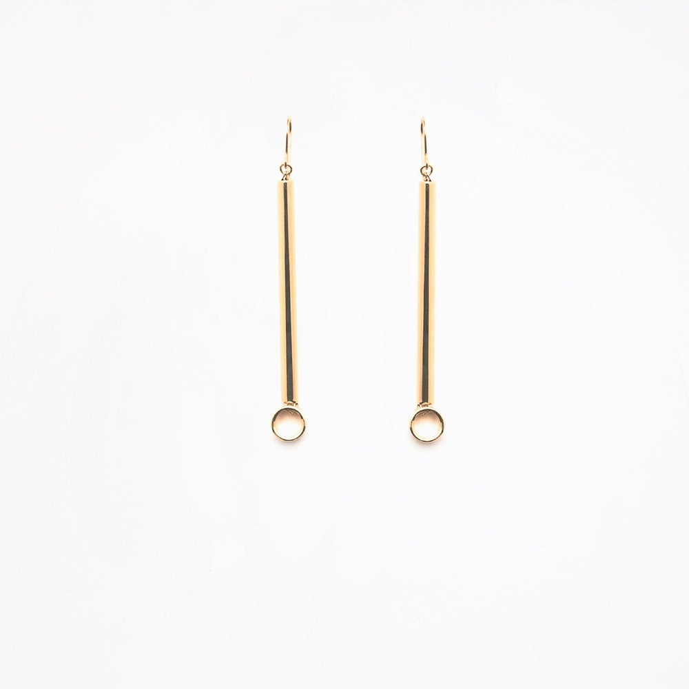 Image of DROP EARRINGS