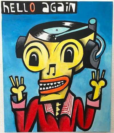 Image of Jim Avignon - Hello Again