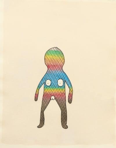 Image of Boris Hoppek - Untitled Figurine