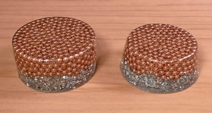 "Image of ""Halo"" 5G Ready Orgone Puck - Regular Muffin Shape and Size"