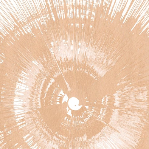 Image of Spin Art Peach