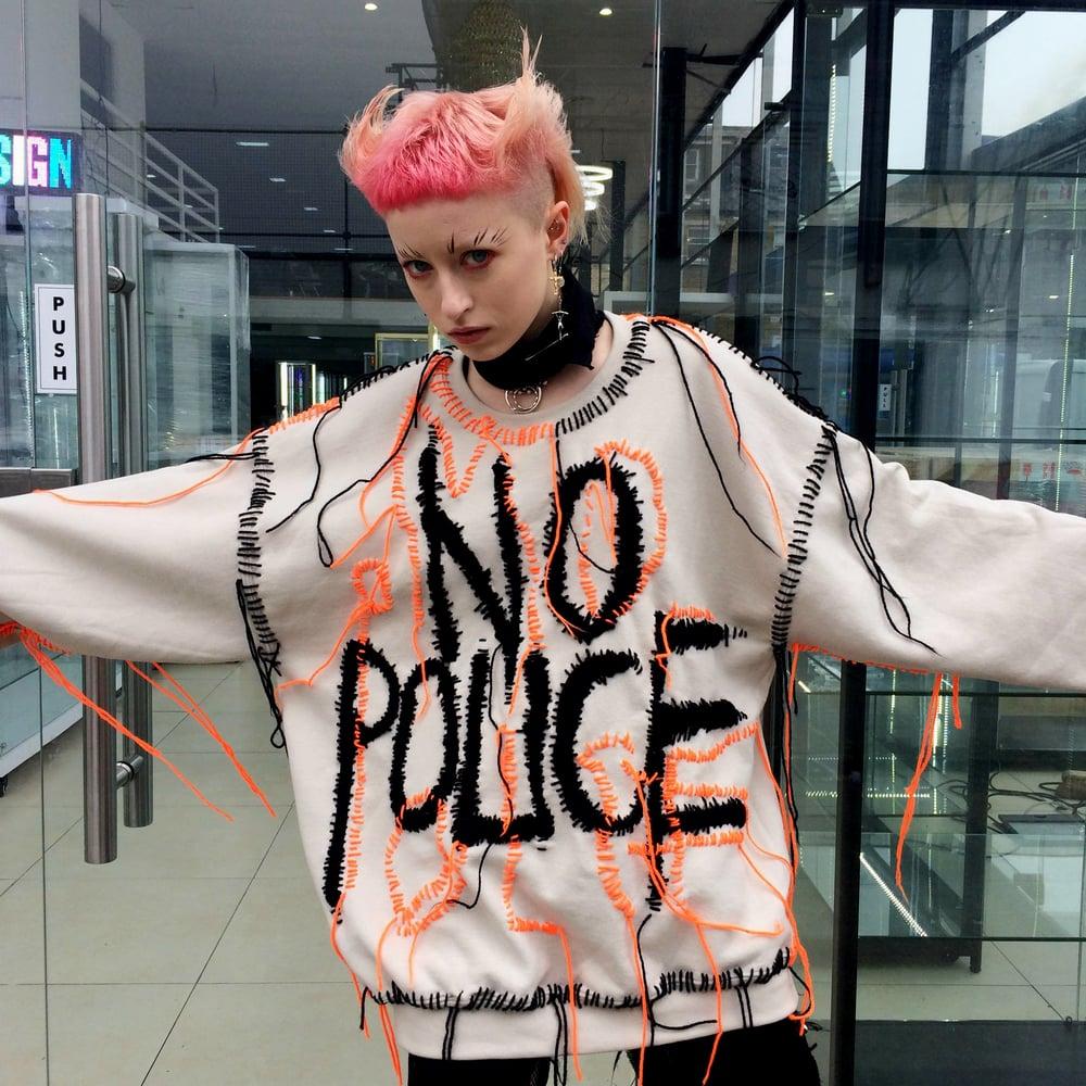 Image of NO POLICE JUMPER