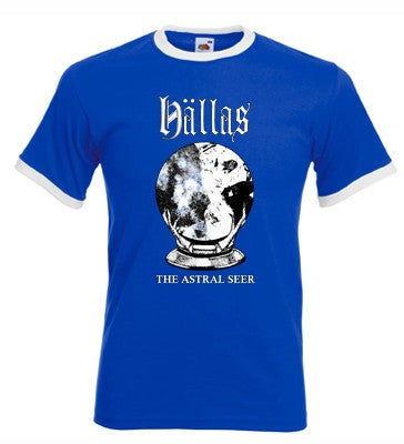 Image of Blue Crystal Ball T-shirt