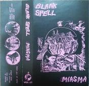 "Image of BLANK SPELL ""Miasma"" pro tape"