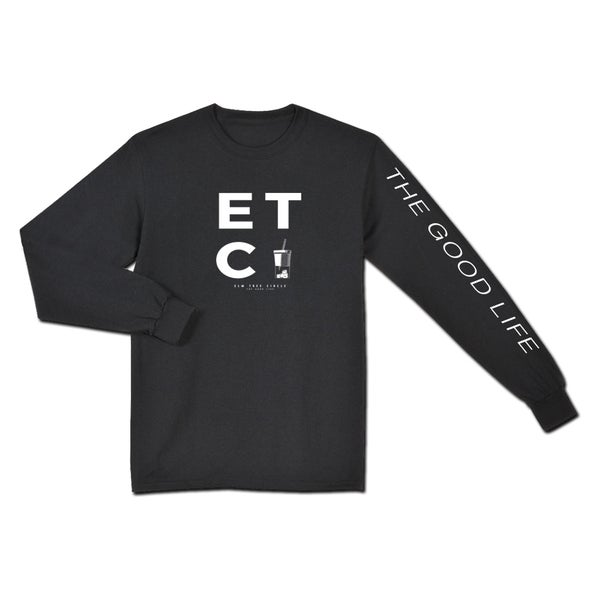 "Image of Longsleeve ""The Good Life"""
