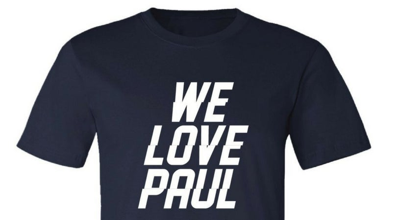 "Image of ""We Love Paul"" Tee"