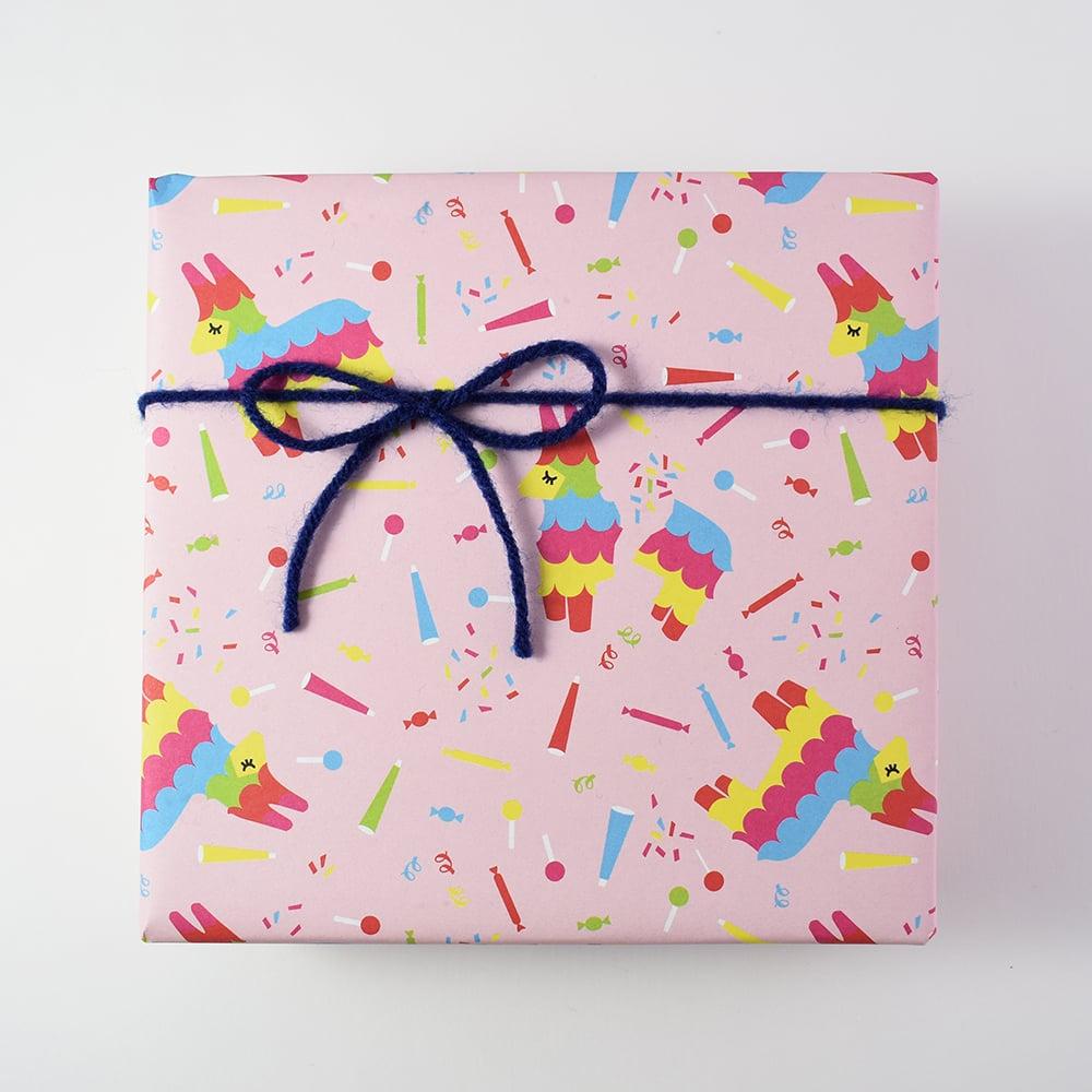 Image of Piñata Wrap