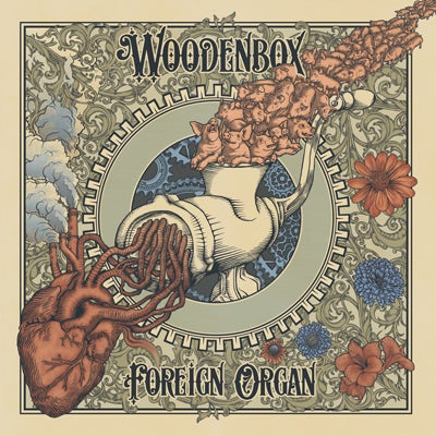 Image of Woodenbox - Foreign Organ