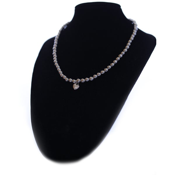 Image of Glow Bead 6mm Necklace