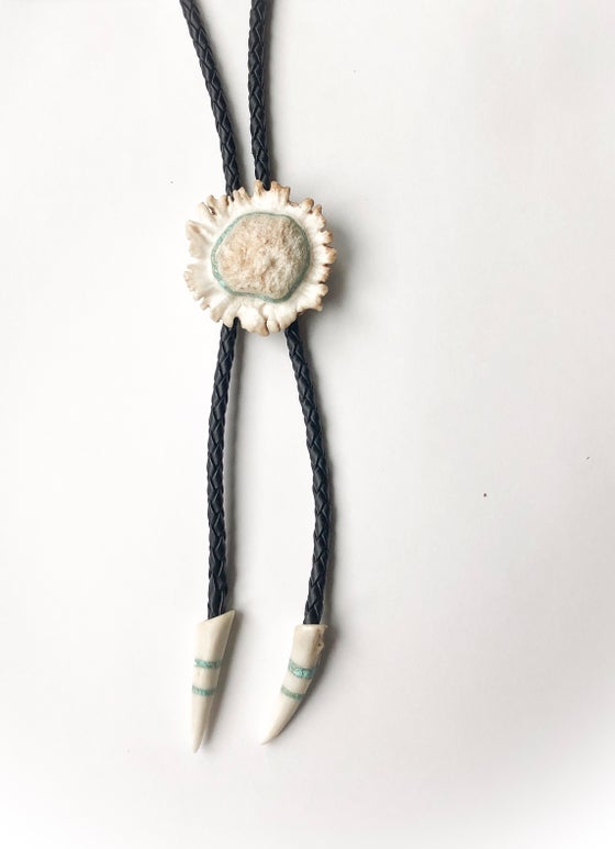 Image of Over the Moon Bolo Tie