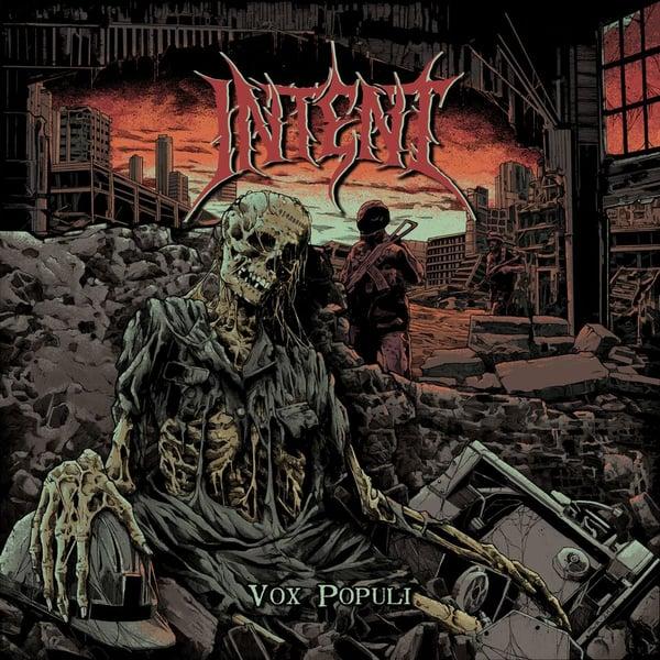 Image of Intent - Vox Populi - CD