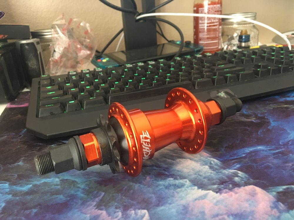 Image of Machete Rear 10t Hub