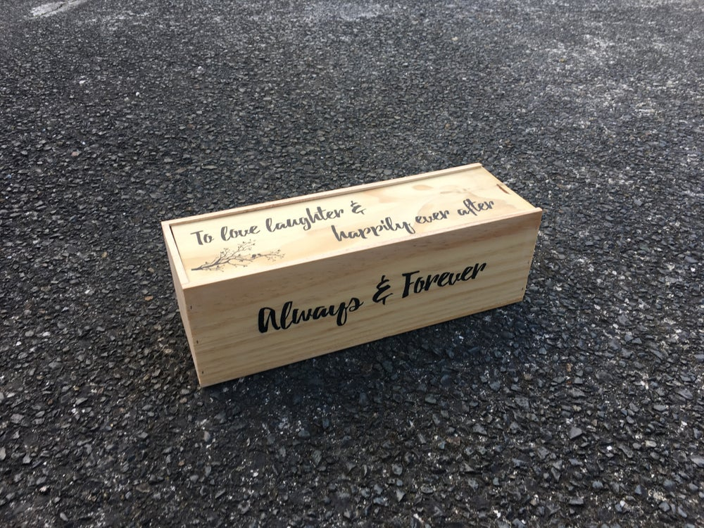 Image of Wine Box