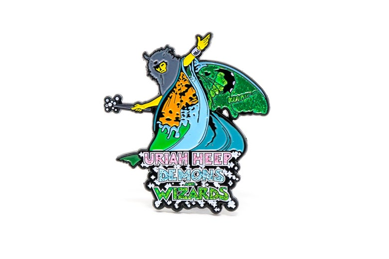 Image of Uriah Heep 'Demons & Wizards'
