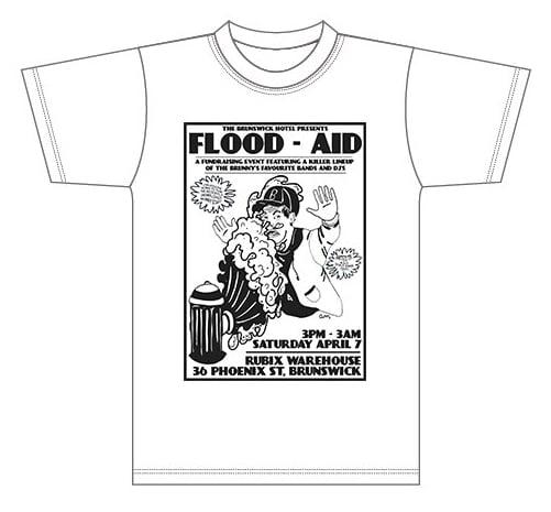 Image of Flood Aid Tee