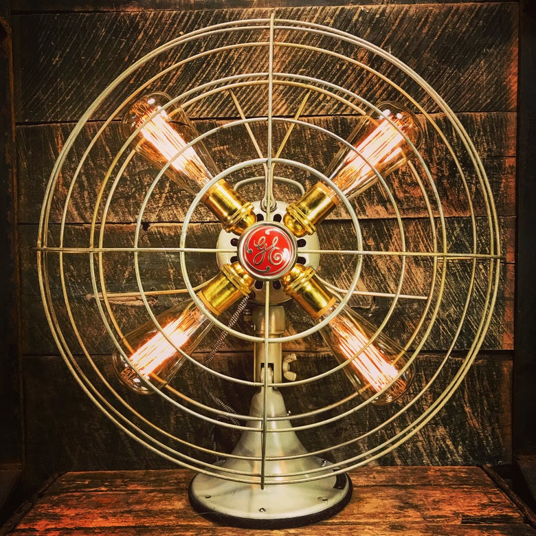 Image of General Electric Fan Lamp