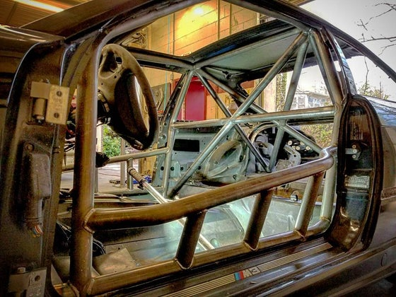 Image of Custom Cage | E36 | NASA spec