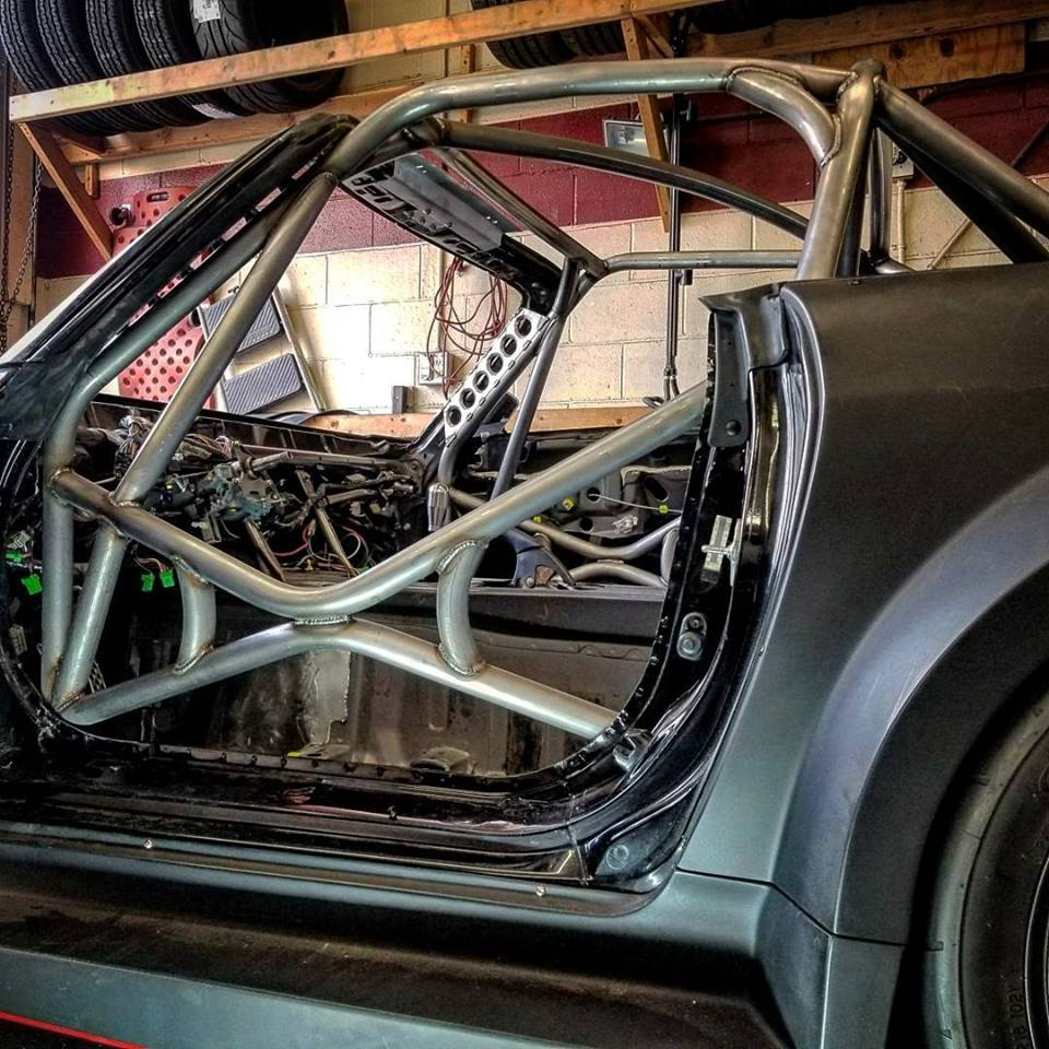 Image of Custom Cage | S2000