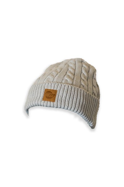 Image of Malibu Beanie - Light Grey