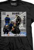 Image of Dubs Posse men's tee (pre-sale)